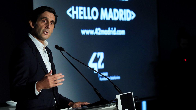 El presidente de Telefónica, José María Álvarez Pallete. (EFE)