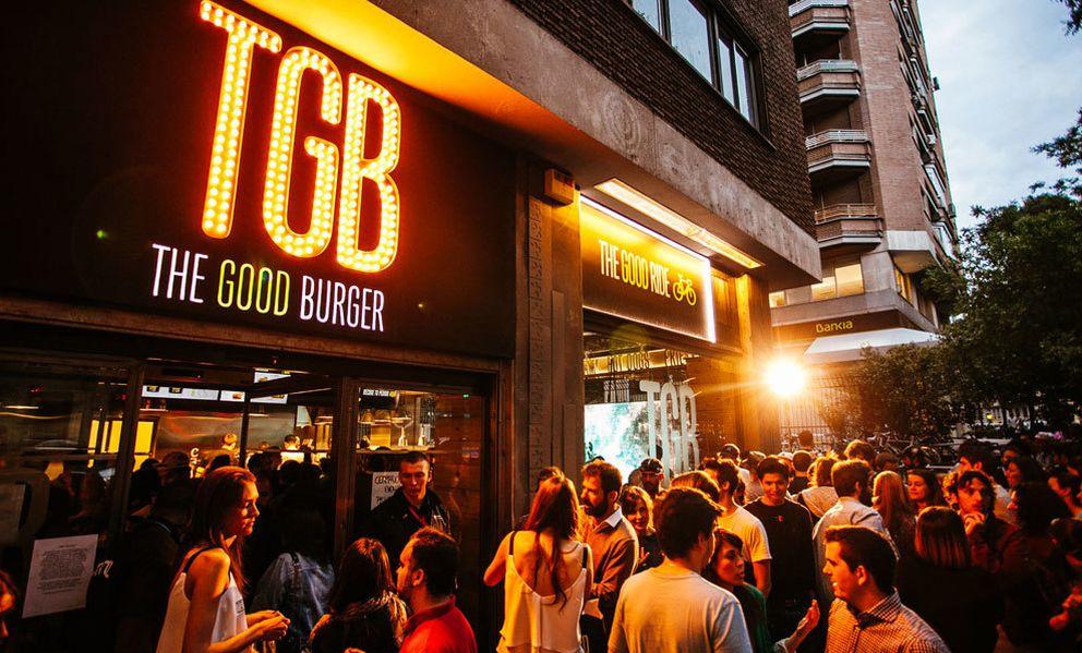 Foto: Restalia (100 Montaditos) enfoca sus hamburguesas al consumidor adulto