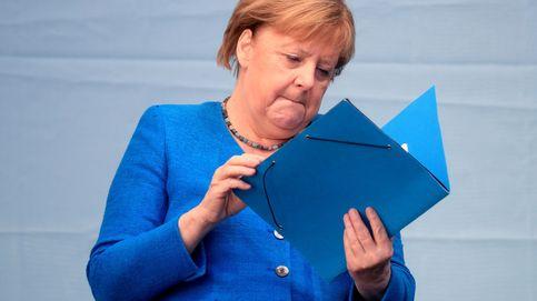 Huérfanos de Merkel