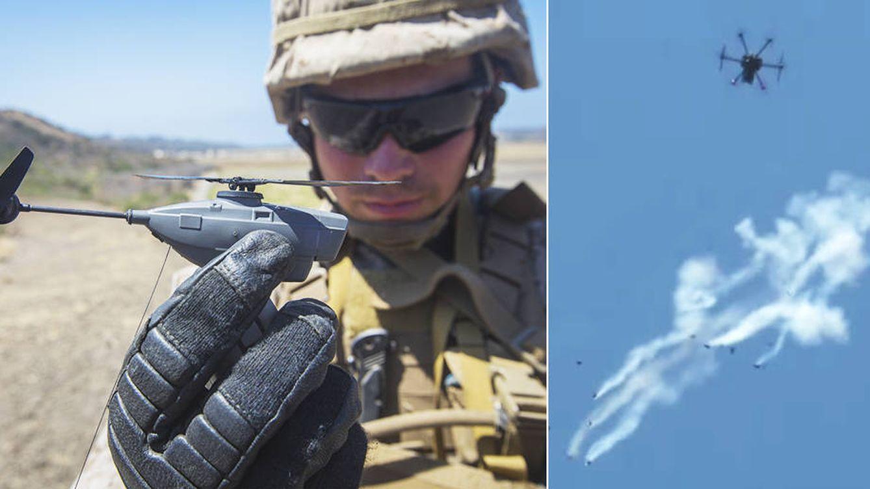 De volar drones a 200km/h a las trincheras: estos son los pilotos que se rifan los ejércitos
