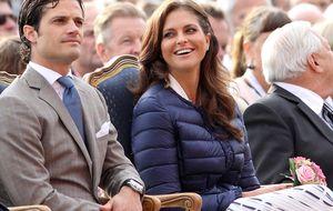 La princesa Magdalena felicita a su hermano por su boda vía Facebook