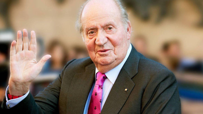 El rey Juan Carlos, en una imagen de archivo. (Getty)