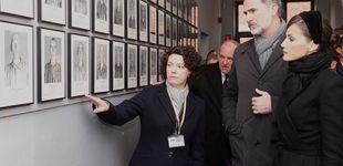 Post de Don Felipe y doña Letizia, en Polonia para conmemorar el 75º aniversario de Auschwitz