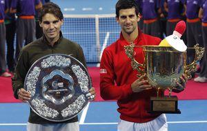 Nadal y Djokovic continúan su duelo de alturas en París