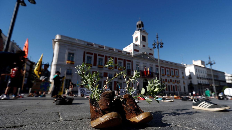 Uno de cada dos 'madrileños' no ha nacido en la ciudad: así se transformó la metrópoli