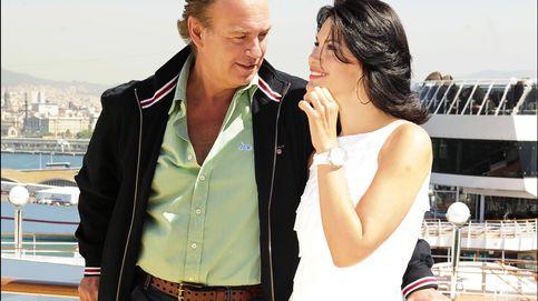 Bertín Osborne tendrá que 'compartir' a Fabiola Martínez con Telemadrid