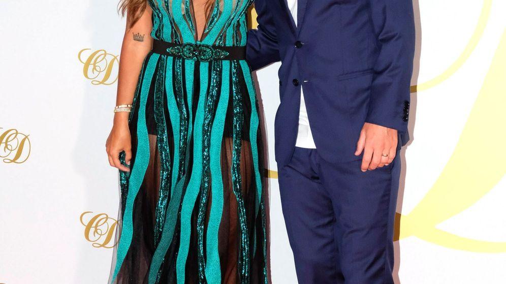 Foto: Leo Messi y Antonela Roccuzzo, en una imagen de archivo. (EFE)