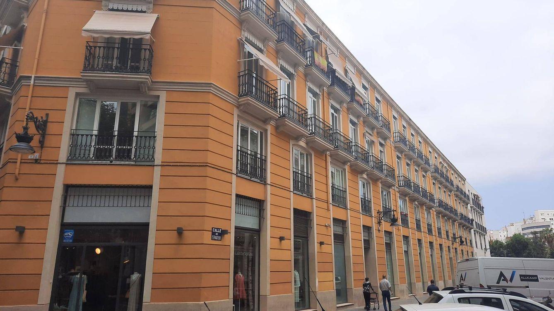 Ronaldo y Fernando Llorente desembarcan en el negocio de los pisos de lujo en Valencia