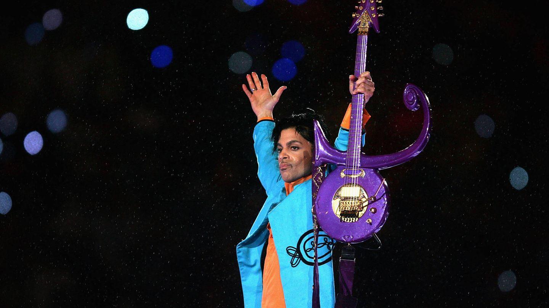 Prince. (Getty)