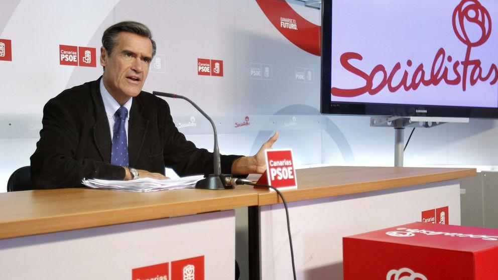 López Aguilar pide al PSOE la suspensión de militancia tras ser acusado de maltrato