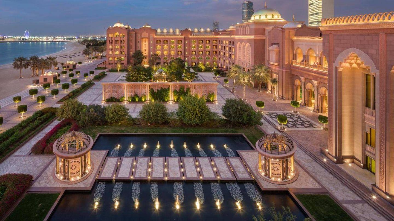 Foto: Emirates Palace.