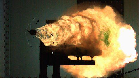 El plan de EEUU para la guerra naval del futuro: cañones electromagnéticos