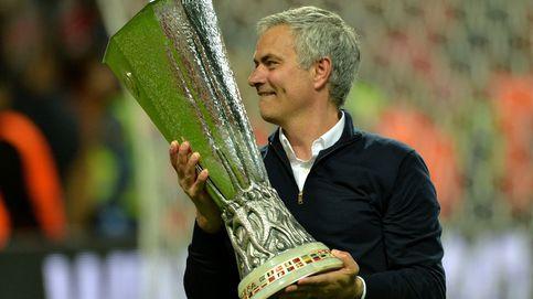 Mourinho gana la Liga Europea