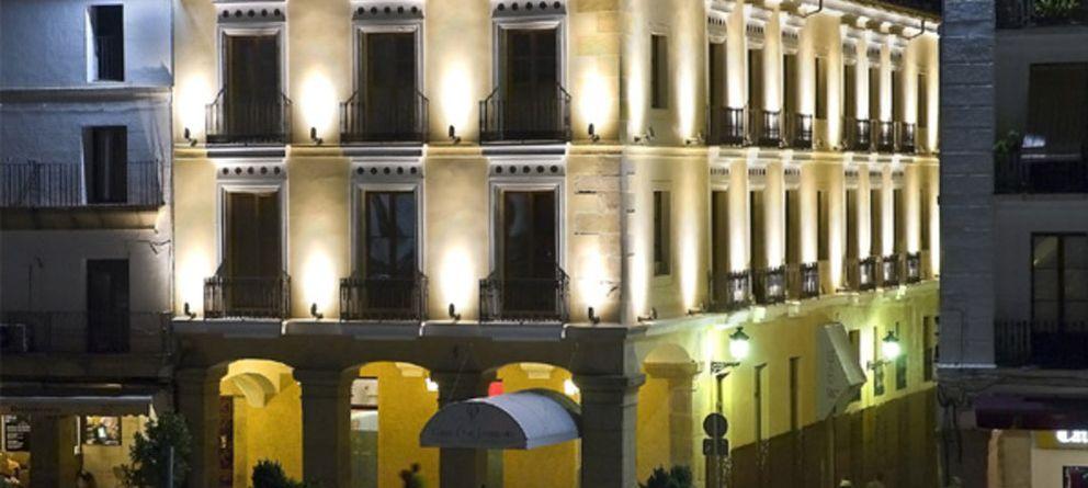 Los mejores hoteles para ver procesiones de semana santa fotogaler as de noticias - Hotel casa don fernando caceres booking ...