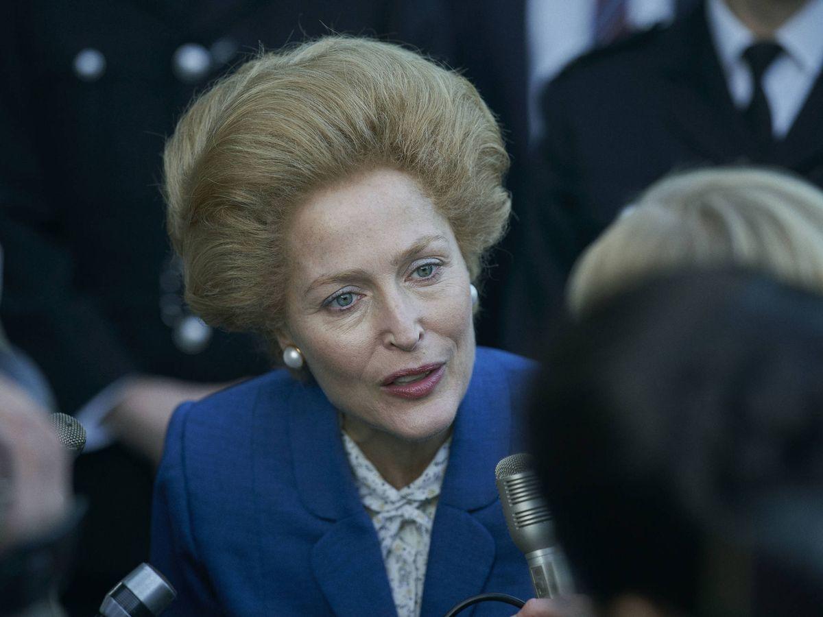 Foto: Imagen de 'The Crown'. (Netflix)