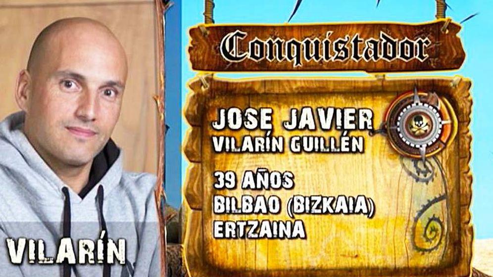 Foto:  José Javier Vilarín es uno de los participantes de la decimotercera edición de 'El conquistador del fin del mundo'.