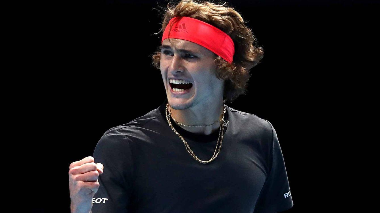 El raquetazo de Zverev para tumbar a Djokovic en las ATP Finals y cambiar el paso