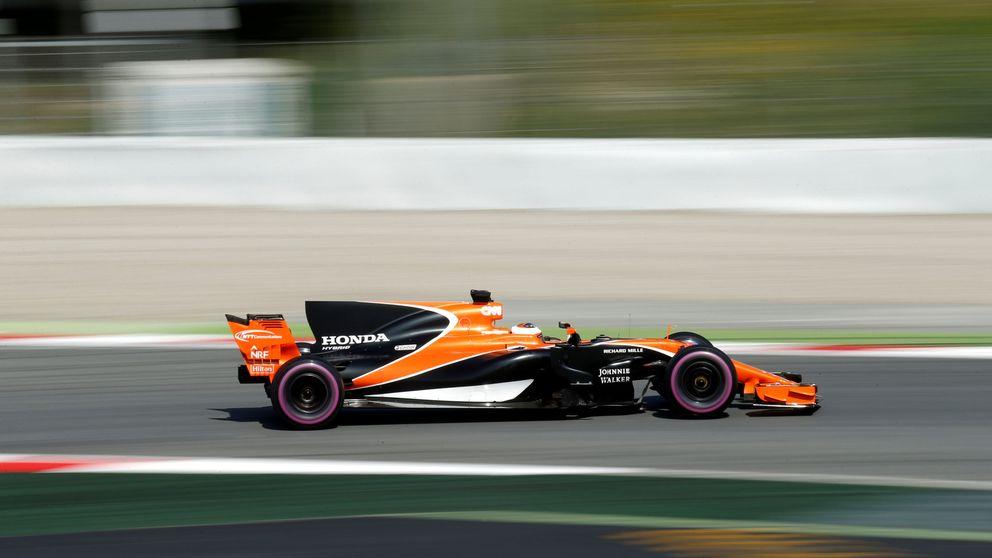 McLaren salva los muebles del kilometraje, pero con tiempos modestos