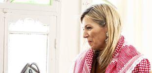 Post de Máxima de Holanda viaja a Jordania pero evita el cara a cara con Rania