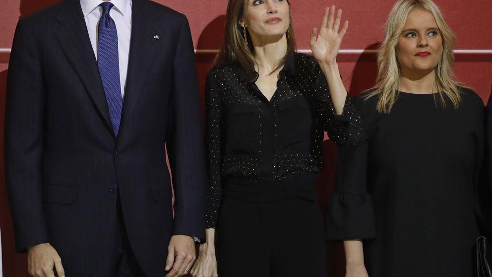 Los Reyes presiden el concierto homenaje a las víctimas del terrorismo