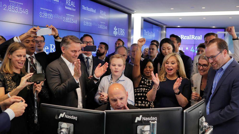 Foto: Tener un CEO que lidere la empresa y en quien confiar es vital para los trabajadores (Reuters/Lucas Jackson)