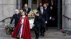 La ausencia del chamán, el mensaje de Marta Luisa... Todo sobre el funeral de Ari Behn