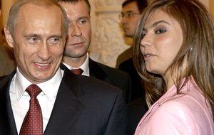Alina Kabaeva, la zarina de Putin en los Juegos Olímpicos de Sochi