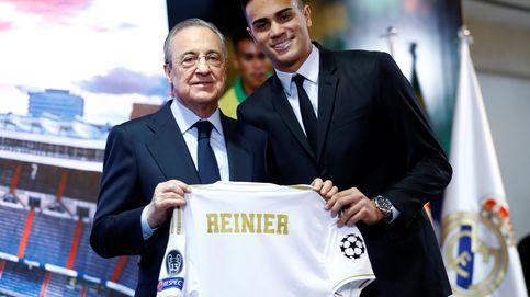 Las lágrimas de Reinier en el Real Madrid y el talón de los 200 millones de euros