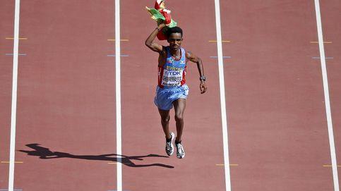 Un junior de 19 años sorprende a todos y triunfa en el maratón del Mundial