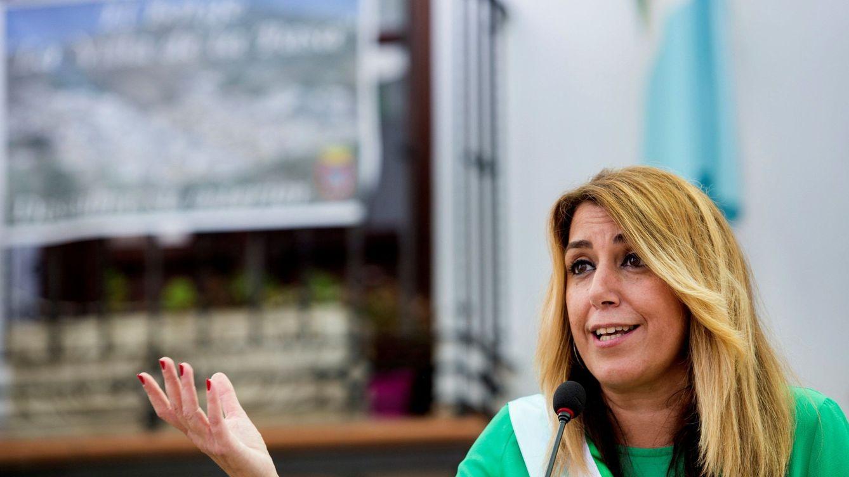 Susana Díaz afronta una gran rebelión en Canal Sur a las puertas de las elecciones