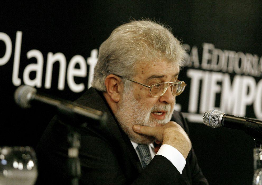 Foto: El presidente del grupo planeta, José Manuel Lara (Reuters).
