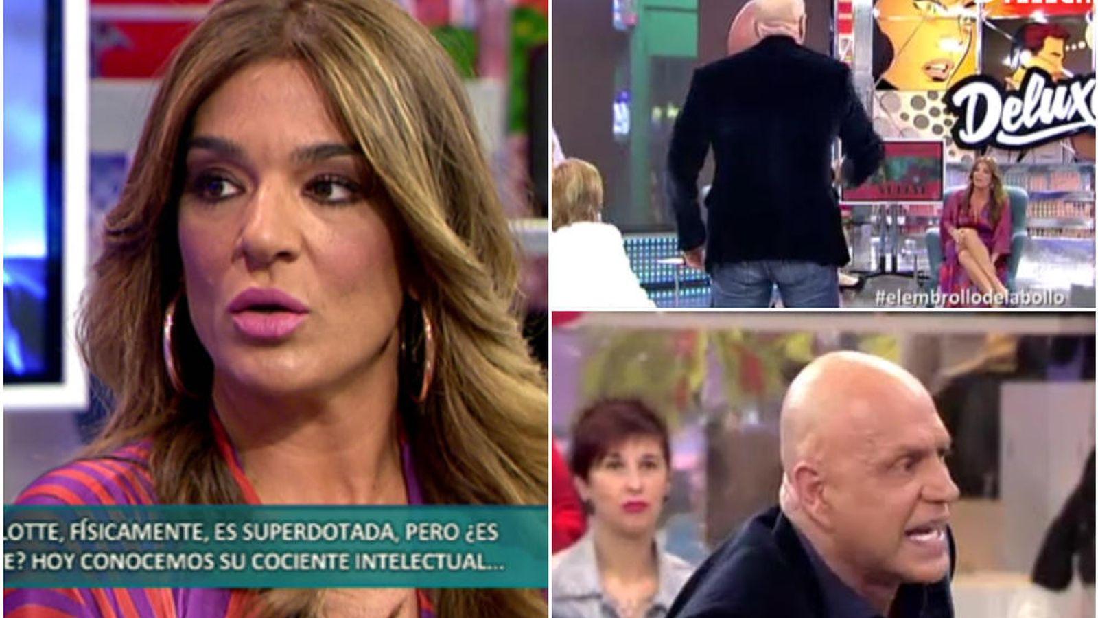 Raquel Bollo Se Desnuda En Sálvame Deluxe Tras Su Paso Por Gran