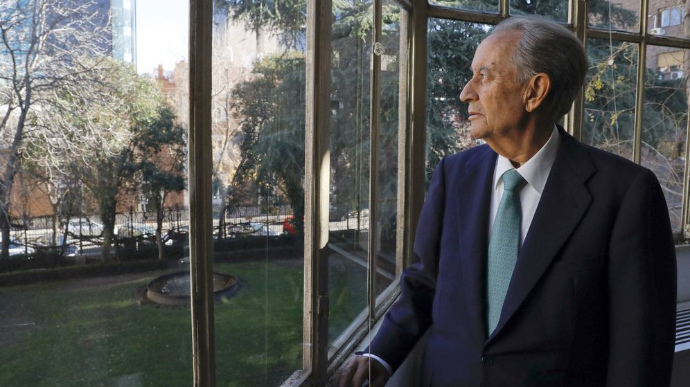 Foto: El empresario y abogado Juan Miguel Villar Mir. (EFE)