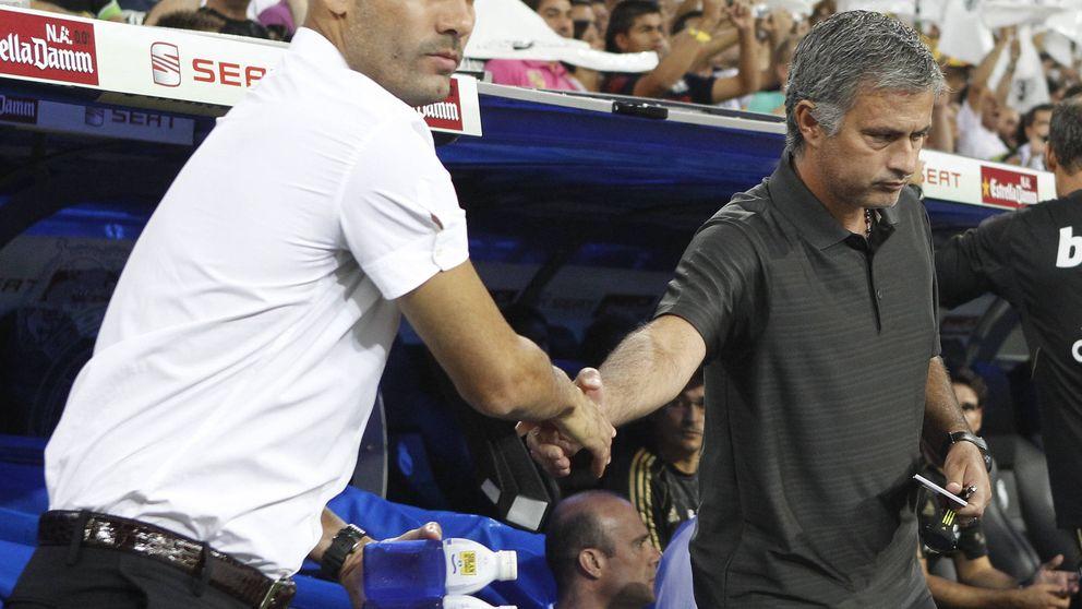 Mourinho y Guardiola, en Manchester pero en los equipos equivocados