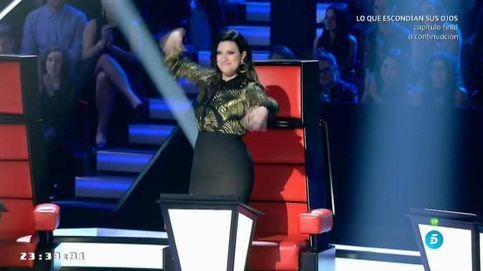 Laura Pausini deja en evidencia al resto de coaches de 'La Voz'
