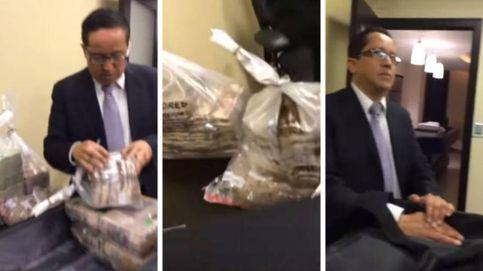 El vídeo que desató la tormenta en el Senado de México: ¿bolsas de dinero de Pemex?