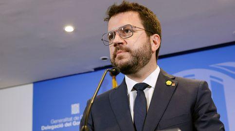 Aragonès plantará la Conferencia de Presidentes y deja en el aire los PGE