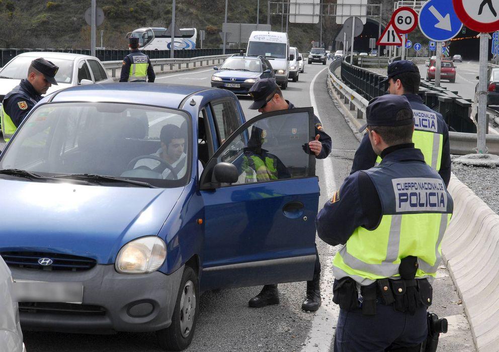 Foto: Policía nacional (Efe)