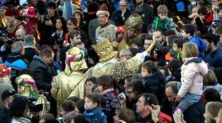 Entre la negociación presidencial y la cabalgata de Reyes