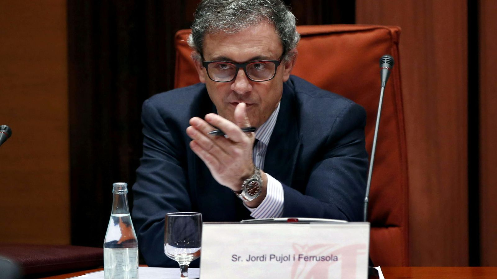 Foto: Jordi Pujol Ferrusola. (EFE)