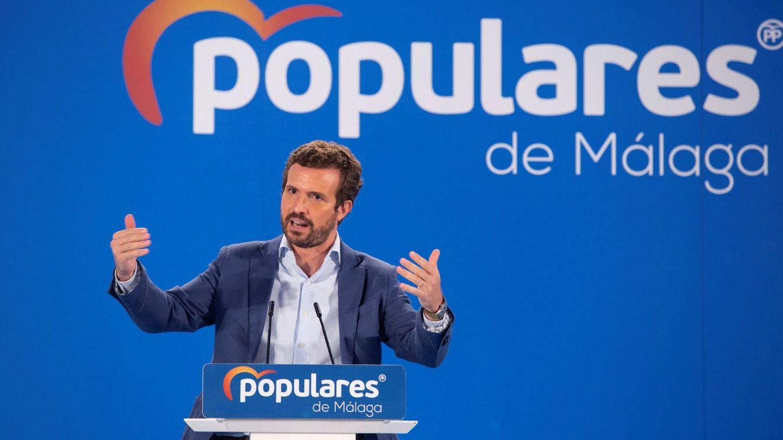 Casado reta a Sánchez a pactar el lunes renovar el CGPJ pero con su propuesta