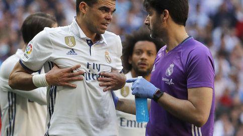 Pepe sentenció al 'doctor estiramientos'