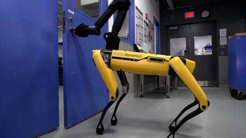 El nuevo robot de Boston Dynamics da aún más miedo: abre puertas como un humano