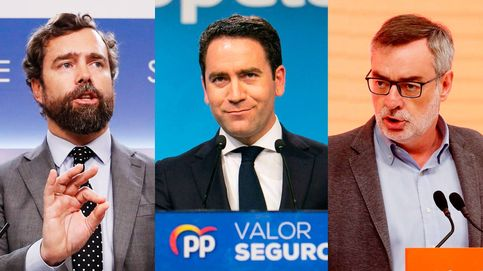García Egea abre negociaciones con Villegas (Cs) y Espinosa (Vox) por separado