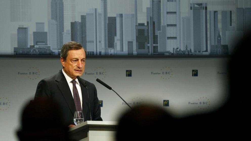 Draghi: Haremos lo que debemos hacer para elevar la inflación rápidamente