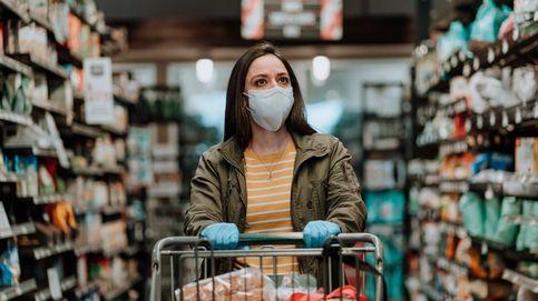 Cinco pasos para evitar el coronavirus cuando vas a hacer la compra