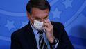 Bolsonaro se hace una radiografía de pulmón y un nuevo test de covid-19 tras tener fiebre