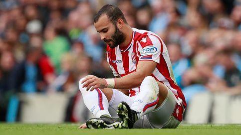El Stoke se despide de Jesé, cansado de esperar que renazca su talento desbocado