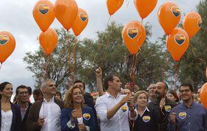 Ciutadans triplica afiliación en España y crece un 20% en Cataluña