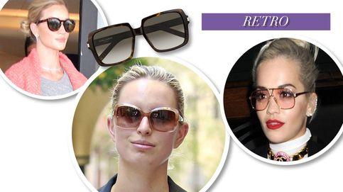 Grandes, retro, de colores... Todas las gafas de sol que vas a llevar este verano